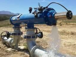 Иригация очистка воды фильтомат.