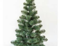 Искусственная елка Принцесса 1,9 м зеленая с белыми...