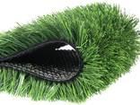 Штучна трава для футбольного поля 40 мм - фото 1