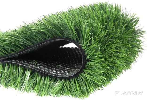 Штучна трава для футбольного поля 40 мм