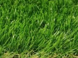 Искусственная трава с подшерстком Grass DES 40 мм (Корея)