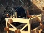 Испанская система смотки и размотки капельной ленты 35 км - фото 6