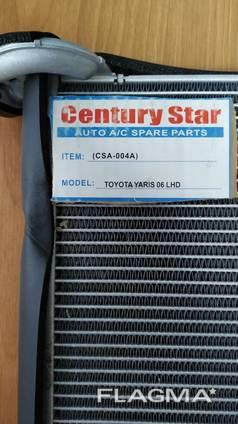 Испаритель кондиционера автомобиля Nissan Tiida 06 LHD