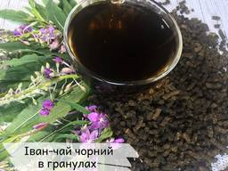 Иван чай оптом ферментированный листовой и гранулированный