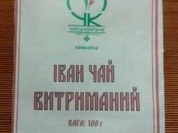Іван чай витриманий, преований 100 г.