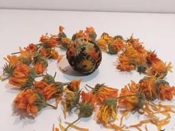 Іван Чай з цвітом Календули