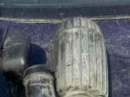 Iveco бампер телевизор глушитель карта торпеда - фото 5