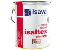 Изалтекс алюминевый (0.75 л) Синтетическая эмаль для. ..
