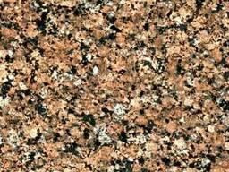 Изделия из гранита Межиричского месторождения