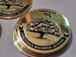 Изделия из латуни на заказ в Киеве. Латунь для декора