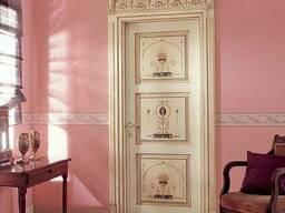 Изготавливаем деревянные двери на заказ