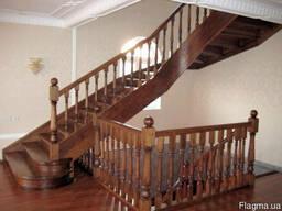 Изготавливаем Деревянные Лестницы