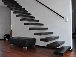 Изготовим деревянную лестницу не дорого!!!