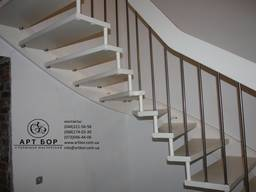 Деревянные лестницы на заказ лучшая цена!!!