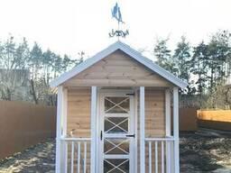 Изготовим кошкин дом (Cat-house)