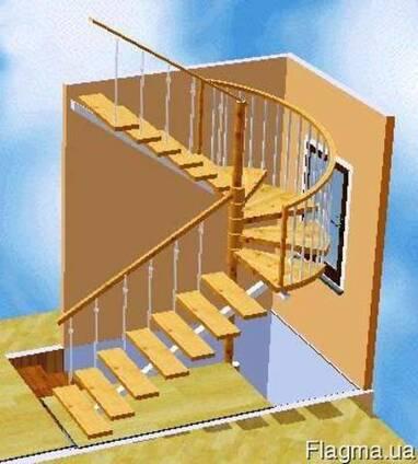 Изготовим лестницу