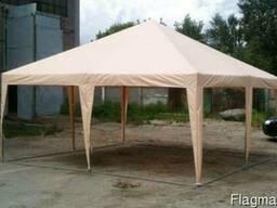 Изготовим шатры сборно-разборные больших размеров