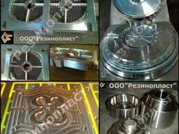 Изготовление деталей из металла, пресс формы, штампы