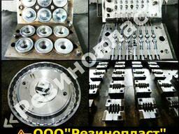 Услуги по штамповке и вырубке металла, пресс-формы и штампы