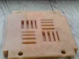 Изготовление деталей из высокопрочного пластика Ultem 1010