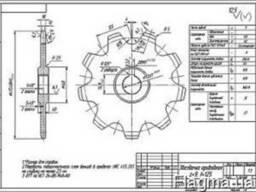 Изготовление деталей на заказ по чертежам заказника