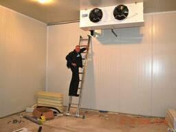 Изготовление холодильных и морозильных камер.Монтаж под ключ