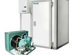Изготовление холодильных камер то 5 до -5 С