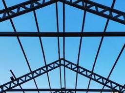 Изготовление и монтаж металлоконструкций, сварочные работы