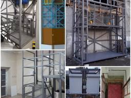 Изготовление и монтаж подъёмников в Одессе и Украине