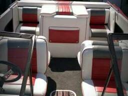 Изготовление и перетяжка лодочных сидений Перетяжка салонов