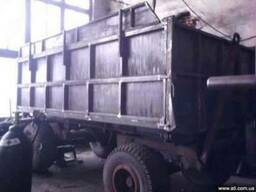 Изготовление и ремонт кузовов КАМАЗ, ГАЗ и прицепов и сельхо