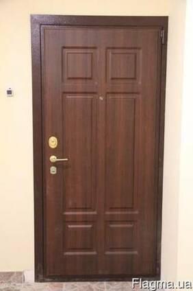 Изготовление и Установка входных металлических дверей. Произ
