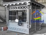Изготовление киосков Европейского стандарта Одесса - фото 2