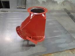 Изготовление клапанов ручных и с ел.приводом