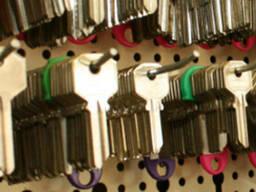 Изготовление ключей, ремонт замков