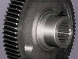 Изготовление колес на соломоловушку (батва ловушку)
