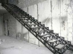Изготовление кованых лестниц в Харькове