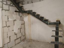 Изготовление лестниц под ключ г. Одесса