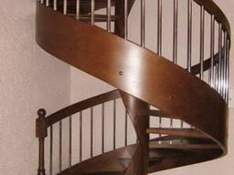 Изготовление лестниц под заказ