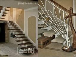 Изготовление лестниц в Донецке