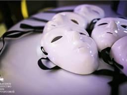 Изготовление масок под заказ. Маски известных героев фильмов