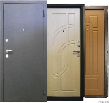 Изготовление металлических дверей МДФ, утепление, шумоизоляция