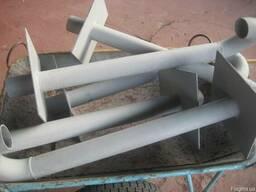 Гусаки, ограды, металлоконструкции