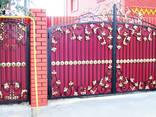 Сварка металлоконструкций, ворота, заборы, двери. - фото 1
