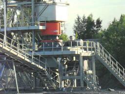 Изготовление металлоконструкций дробилок