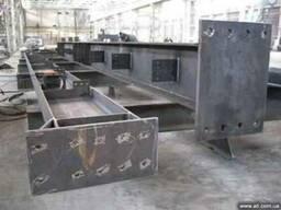 Изготовление металлоконструкций и нестандартного оборудовани