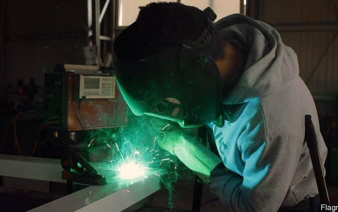 Изготовление, монтаж металлоконструкций