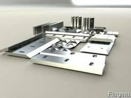 Изготовление ножей для измельчительного оборудования