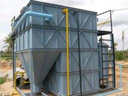 Флотатор диаметром 2,4 метра и производительностью 30м3/ч