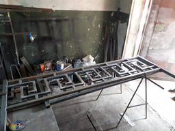 Изготовление оград, заборов. - фото 2